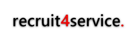 Recruit4Service Logo