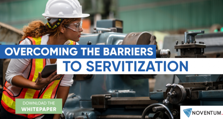 Overcoming the Barriers to Servitization