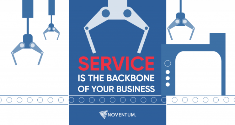 Service should be the backbone of your food processing equipment manufacturing business!