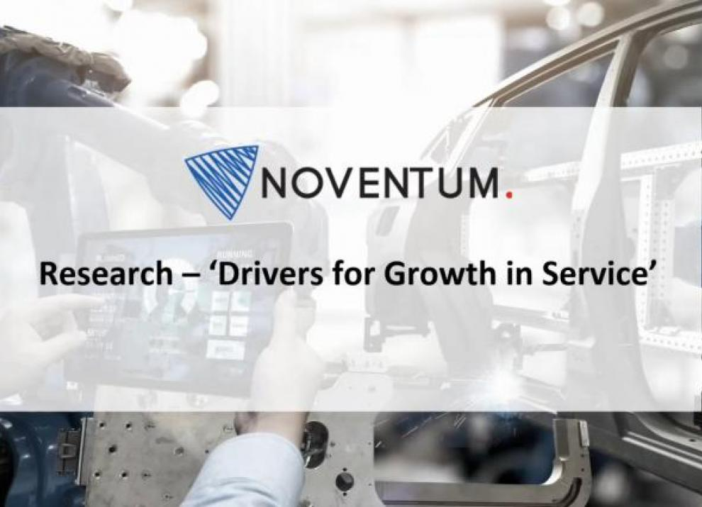 Drivers of growth in the service business